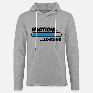 Emotions Emotions loading - Unisex sweatshirt hoodie