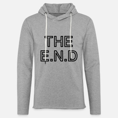 Tv the end - Unisex Sweatshirt Hoodie