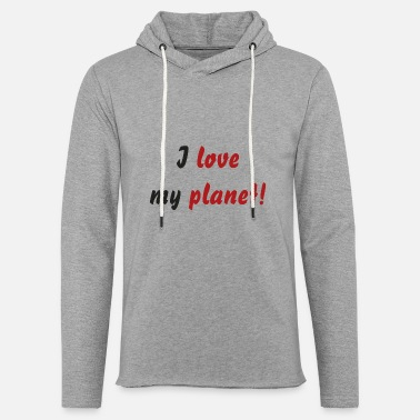 I love my planet! - Unisex Sweatshirt Hoodie