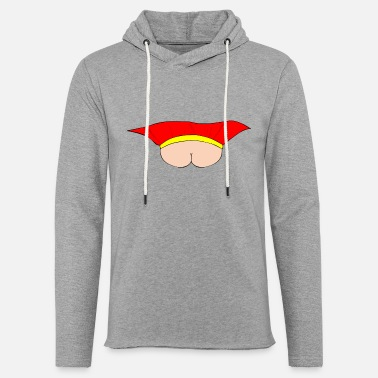 Flying Bum (face on) - no text - Unisex Sweatshirt Hoodie