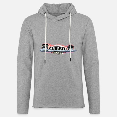 Cadillac Cadillac King of Rock and Roll - Light Unisex Sweatshirt Hoodie
