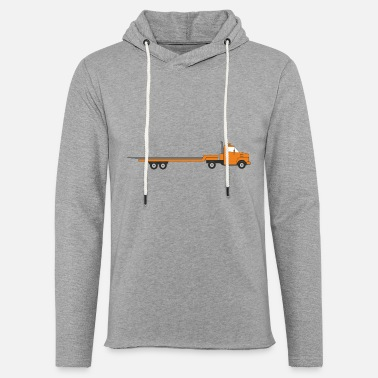 Transportation transporter - Light Unisex Sweatshirt Hoodie