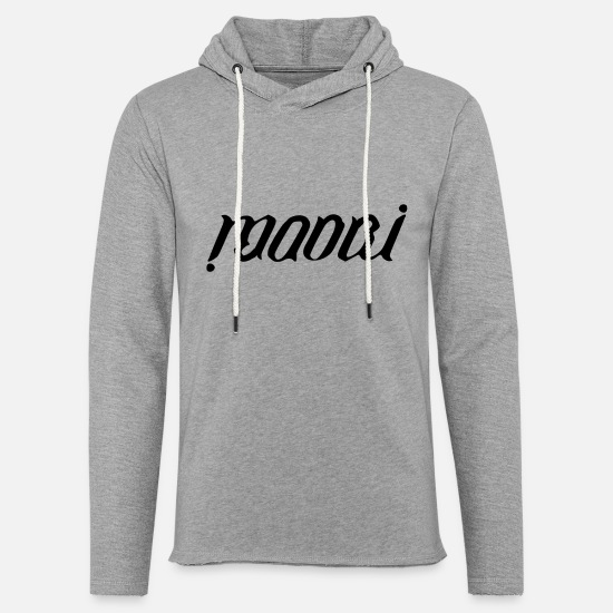 Kiwi Hoodies & Sweatshirts - maori - Unisex Sweatshirt Hoodie heather grey