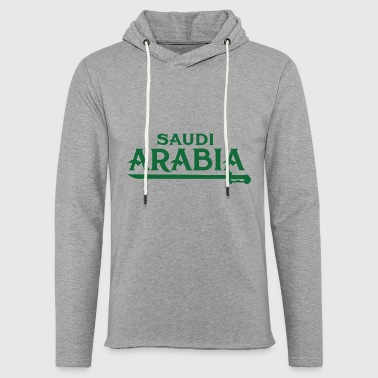Arabia Saudi Arabia Football Gift Fan World Champion - Light Unisex Sweatshirt Hoodie
