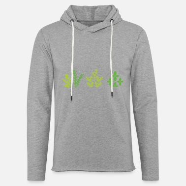 Plant Grounds plants - Light Unisex Sweatshirt Hoodie