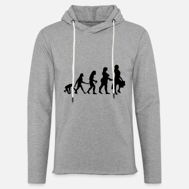 Shopping SHOPPING QUEEN EVOLUTION - Unisex Kapuzen-Sweatshirt