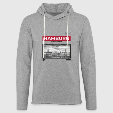 Alster Hamburg City - Light Unisex Sweatshirt Hoodie