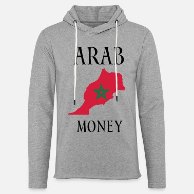 Morocco MOROCCO COLLECTION - Light Unisex Sweatshirt Hoodie