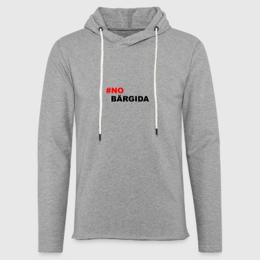 Against racism demonstration demo - Light Unisex Sweatshirt Hoodie