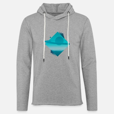 Simple Universe - Light Unisex Sweatshirt Hoodie