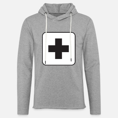 First Aid First aid - Light Unisex Sweatshirt Hoodie