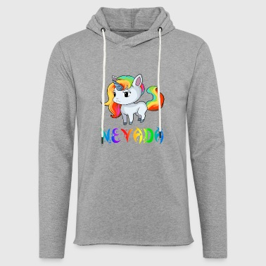Unicorn Nevada - Sweat-shirt à capuche léger unisexe