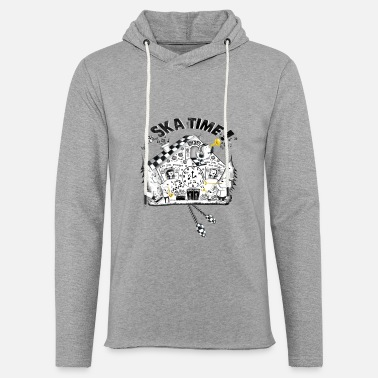 Rude Girl Ska Time Cuckoo Clock Hoodies & Sweatshirts - Unisex Sweatshirt Hoodie