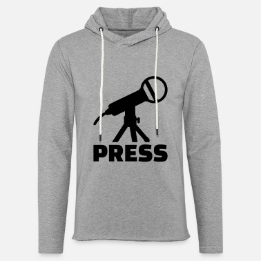 Press Press - Unisex Sweatshirt Hoodie