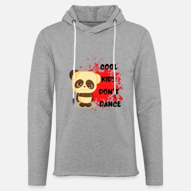 Spaßbremse Cool kids don't dance - Unisex Kapuzen-Sweatshirt