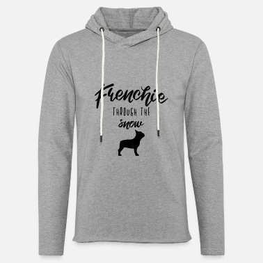 Christmas Christmas Frenchie French Bulldog - Unisex Sweatshirt Hoodie