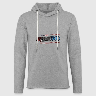 Hollywood - Light Unisex Sweatshirt Hoodie