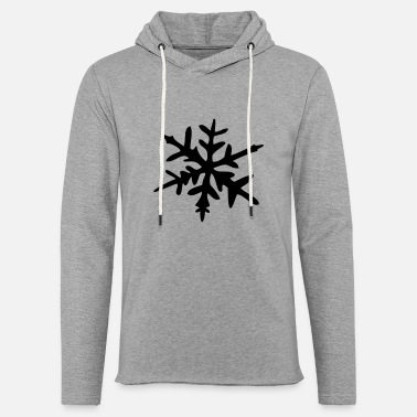 Ice Crystal Ice Crystal - Unisex Sweatshirt Hoodie