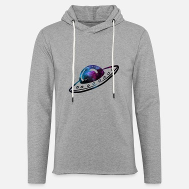 Ufo UFO space - Light Unisex Sweatshirt Hoodie