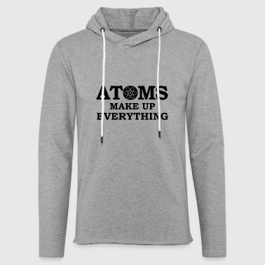 Atoms - Light Unisex Sweatshirt Hoodie