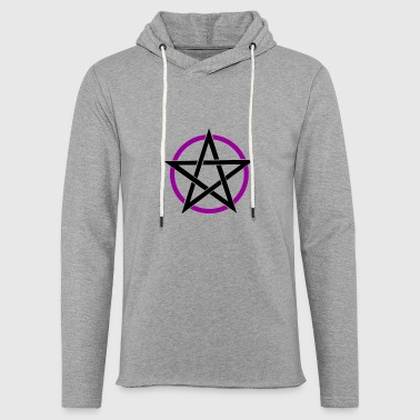 pentacle - Sweat-shirt à capuche léger unisexe