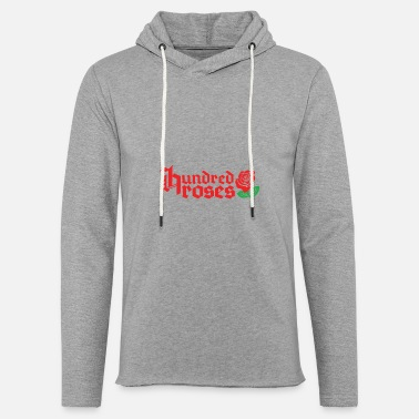 The Hundreds Hundred Roses - Light Unisex Sweatshirt Hoodie