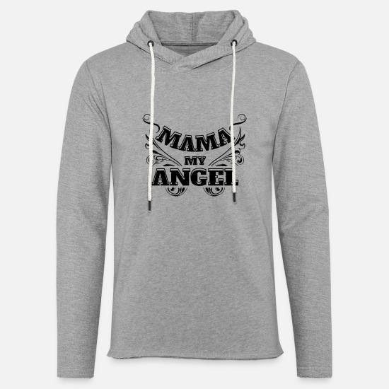 Mother Hoodies & Sweatshirts - mother - Unisex Sweatshirt Hoodie heather grey