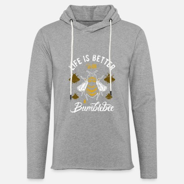 Bee Bumble bee honey gift gift idea - Unisex Sweatshirt Hoodie