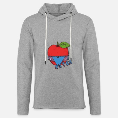 Healthy Underwear Apple Thong Underwear Bitch Funny Sexy - Unisex Sweatshirt Hoodie