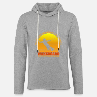 Kite Surfers You can t buy Happiness but can buy a wakeboard - Unisex Sweatshirt Hoodie