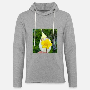 Forest Animal Cocktail Eating Flower Cute - Unisex Sweatshirt Hoodie