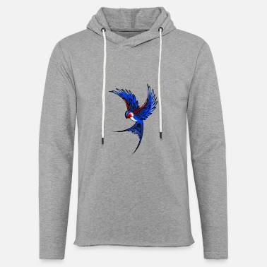 Swallow swallow - Light Unisex Sweatshirt Hoodie