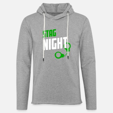 Stag Night Stag Night STAG DO - Light Unisex Sweatshirt Hoodie