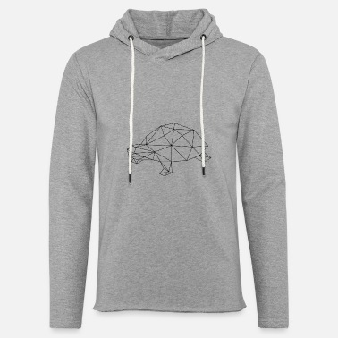 Turtle turtle - Light Unisex Sweatshirt Hoodie