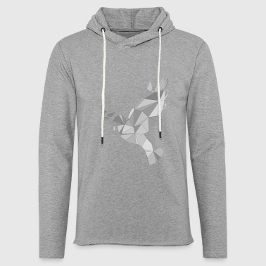 Peace Dove - Dove of peace - Light Unisex Sweatshirt Hoodie