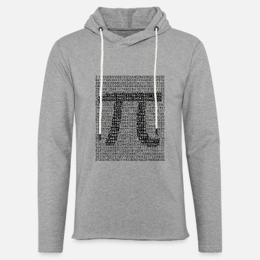 PI High Quality for Nerds - Light Unisex Sweatshirt Hoodie