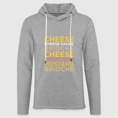 Croque Madame - Light Unisex Sweatshirt Hoodie