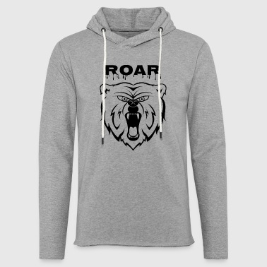 Roar Roar - Light Unisex Sweatshirt Hoodie