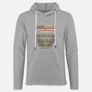 Americana Americana Music - Festival of Legends - Light Unisex Sweatshirt Hoodie
