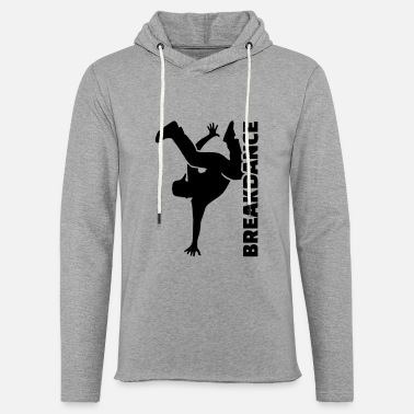 Breakdance Breakdance - Kevyt unisex huppari