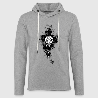 Clock Clock - Light Unisex Sweatshirt Hoodie