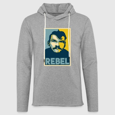 Rebel - Light Unisex Sweatshirt Hoodie