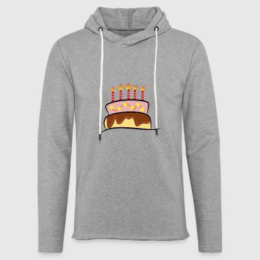 Birthday Cake birthday cake - Light Unisex Sweatshirt Hoodie