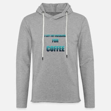 Coffee Husband - Unisex Sweatshirt Hoodie