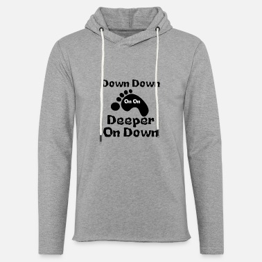 Downes Down Down Deeper And down - Unisex Sweatshirt Hoodie
