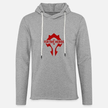 Horde for the horde! wow! - Unisex Sweatshirt Hoodie