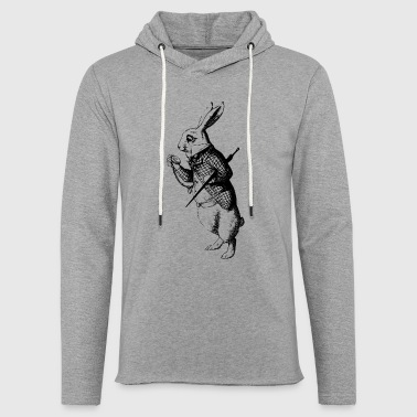 The White Rabbit - Light Unisex Sweatshirt Hoodie