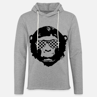Rudi (Pop Chimps) - Unisex Kapuzen-Sweatshirt