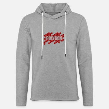 Polygon polygon - Light Unisex Sweatshirt Hoodie