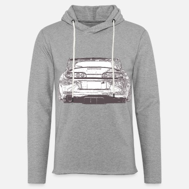 Sports Car Supra sports car car - Unisex Sweatshirt Hoodie